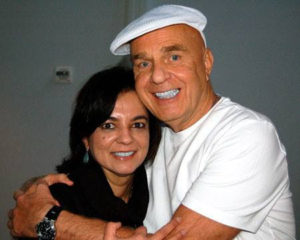 Wayne Dyer and Anita Moorjani